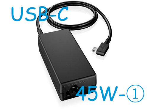 HP x2 10-p000 PC 45W usb-c Power Adapter