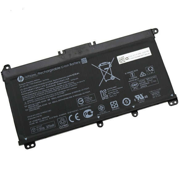 HP 15s-du0000 15s-dr0000 Laptop Rechargeable Li-ion Battery