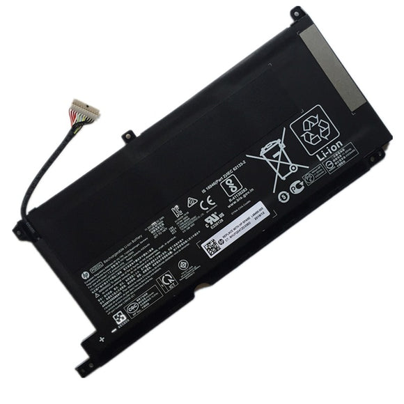 HP HSTNN-OB1I L48430-AC1 L48430-AC2 Laptop Rechargeable Li-ion Battery