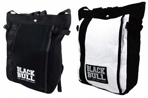 BULLTERRIER Accessories – BLACK BULL 3WAY BACKPACK