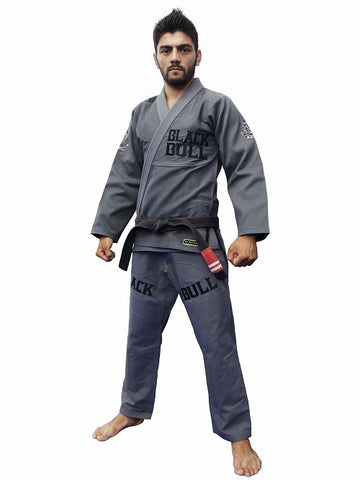 BLACK BULL Jiu Jitsu Uniform