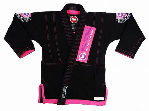 BULLTERRIER Jiu Jitsu Uniform – Kids FEMININO GI