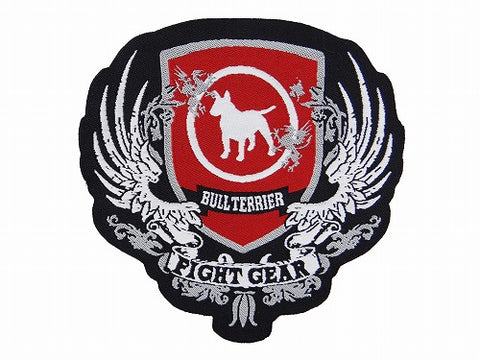 BULLTERRIER Patch – Emblem S