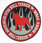 BULLTERRIER Patch – FIRE CIRCLE