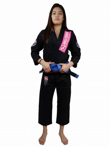 BULLTERRIER Jiu Jitsu Uniform – QUEEN