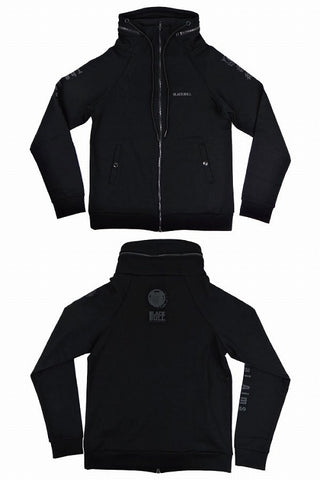 BLACK BULL Hooded – SETUP ZIP JACKET