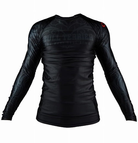 BULLTERRIER Rash Guard – TRIBAL 2.0 Maniche Lunghe