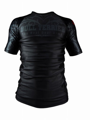 BULLTERRIER Rash Guard – TRIBAL 2.0 Maniche Corte
