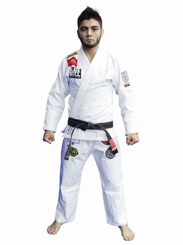 BULLTERRIER Jiu Jitsu Uniform – TRI NAME GI