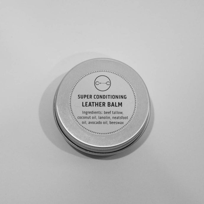 Deep Conditioning Leather Balm - Trial Size