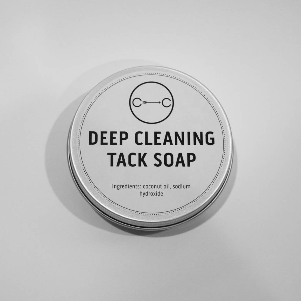 Deep Cleaning Tack Soap - Travel Size