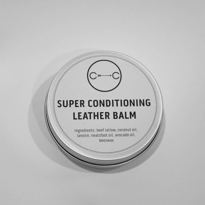 Super Conditioning Leather Balm - Travel Size