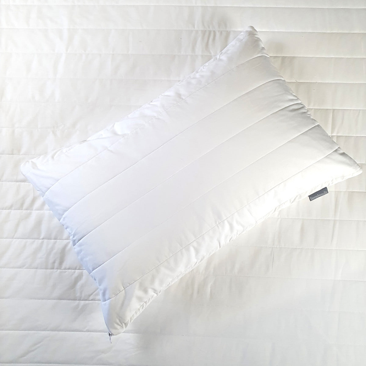 Quilted Mattress Protector Linenbundle