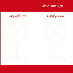 Daily Alchemy Moon & Magick Planner: 13 Moons of 2020, Digital Edition