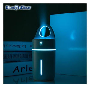 ✰  Ultrasonic Cool Mist Aroma Humidifier - BluebirdGear™