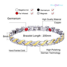 ✰ Germanium Magnets Bracelet - BluebirdGear™