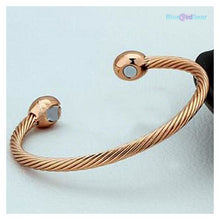 ✰ Healing Copper Magnetic Therapy Bracelet - BluebirdGear™