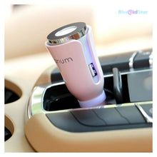 Nanum™ Tulip Car Aroma Diffuser Air Purifier - BluebirdGear™