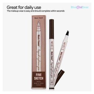 "<span style=""color:#990000;"">✰</span> Microblading Eyebrow Tattoo Pen - BluebirdGear™"