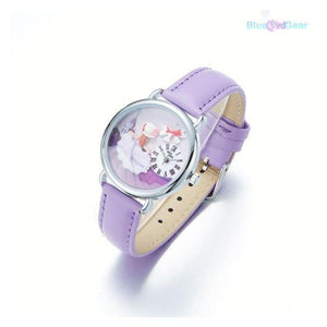 "<span style=""color:#990000;"">⌚</span> Stylish Design Princess Watch - BluebirdGear™"