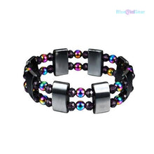 ❤ Weight Loss Black Stone Magnetic Therapy Bracelet - BluebirdGear™
