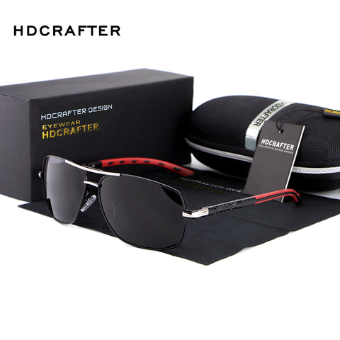 Hot Fashion Polarized Sunglasses with High Quality 3 Colors