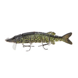 "Lixada 5""  Fish Lure with Mouth Swimbait Crankbait Muskie Pesca Fishing Bait Tackle 12.5cm 20g"