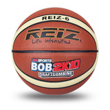 REIZ Basketball Size 6# Durable Sport Non-Slip Indoor Outdoor