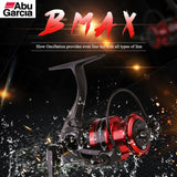 BLACK MAX 1000-6000 Spinning Reel Freshwater 3+1BB 5.2:1 Lightweight Graphite Body