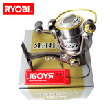 RYOBI ZAUBER Professional Fishing Reel High Speed 5.1:1 Aluminum Body Rotor Ultra Smooth 8+1 BB #11