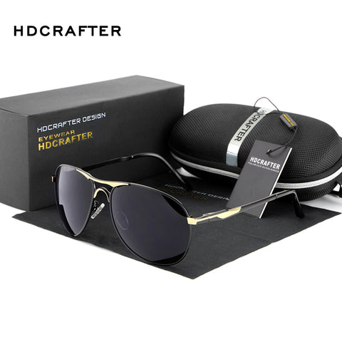 2017 Fashion Polarized Sunglasses UV400 with High Quality