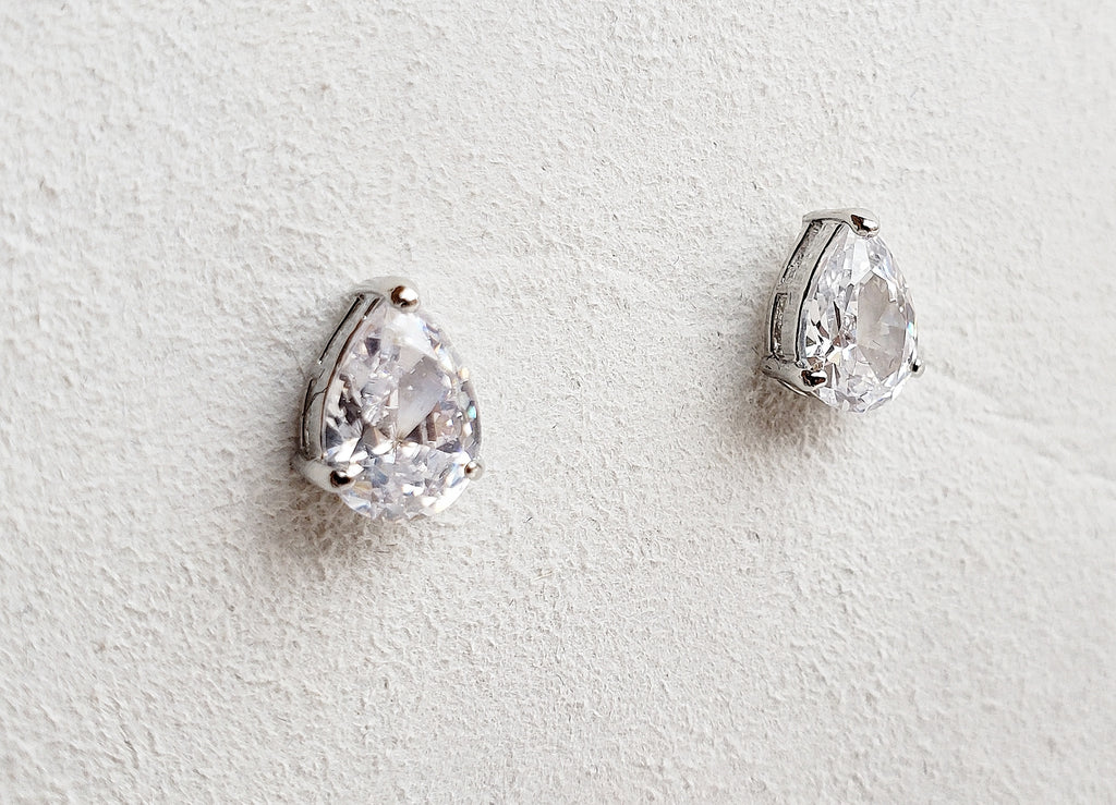 "The ""Perfect Pear"" Studs"