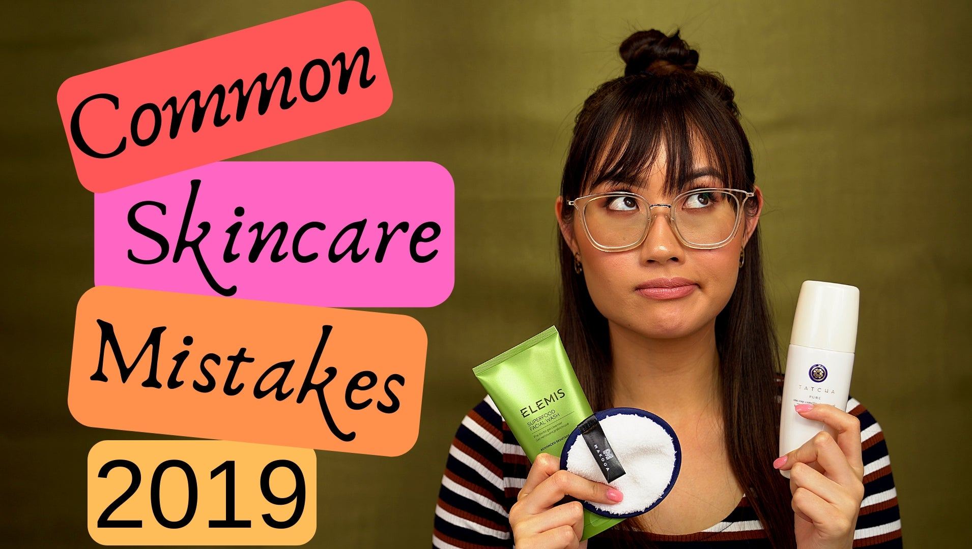 Common Skincare Mistakes 2019 | Are You Doing These?