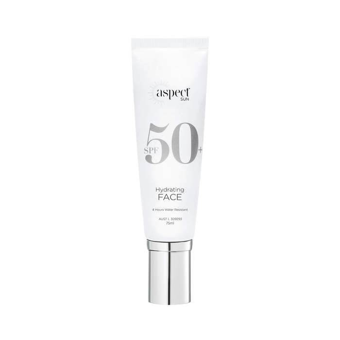 Hydrating Face SPF50+