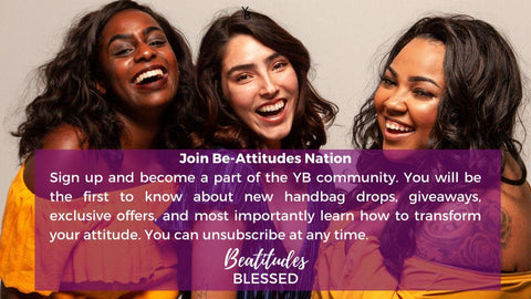 Join Be-Attitude Nation and get exclusive offers.