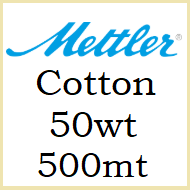 Mettler Cotton 50wt