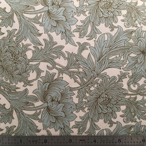 Chrysanthemum Toile - Cream