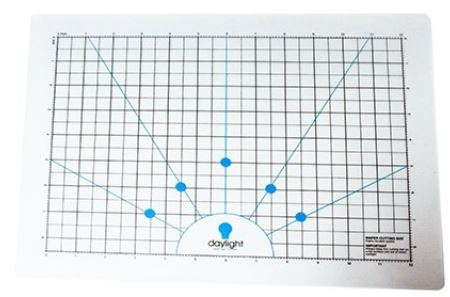Wafer 1 - Lightbox - Cutting Mat