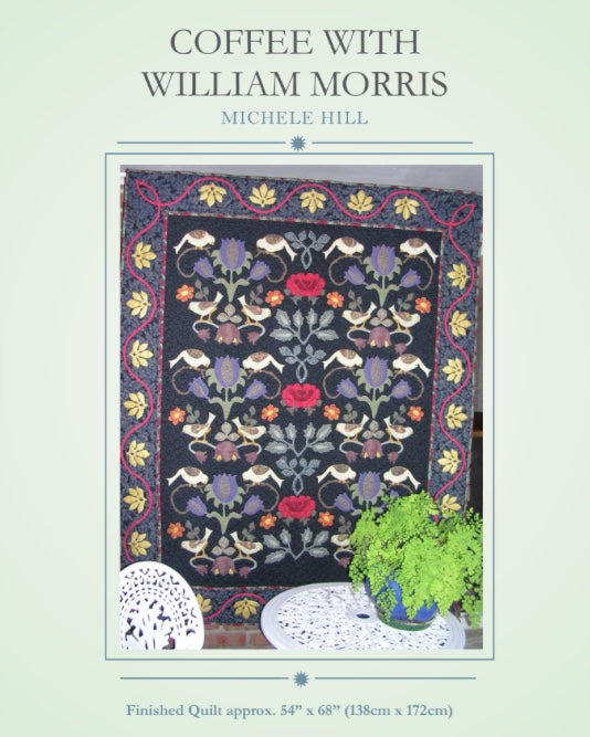 Coffee with William Morris - Pattern