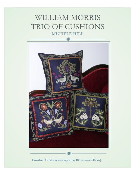 Trio of Cushions - Pattern