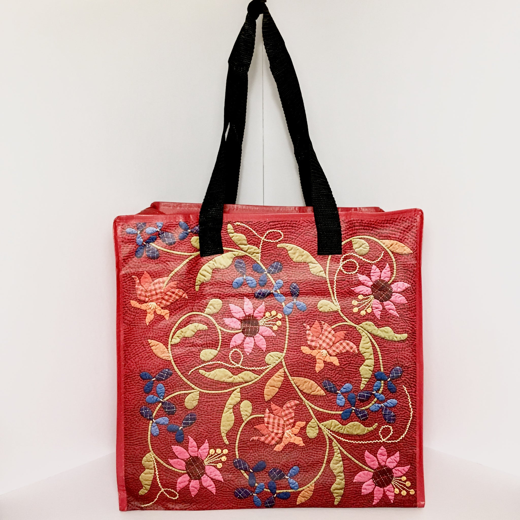 Shopping Bag - Euphoria by Deborah Kemball