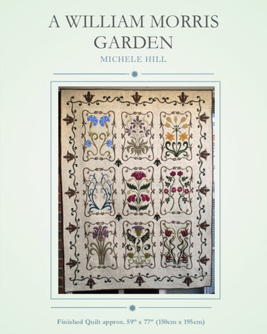 A William Morris Garden - Pattern