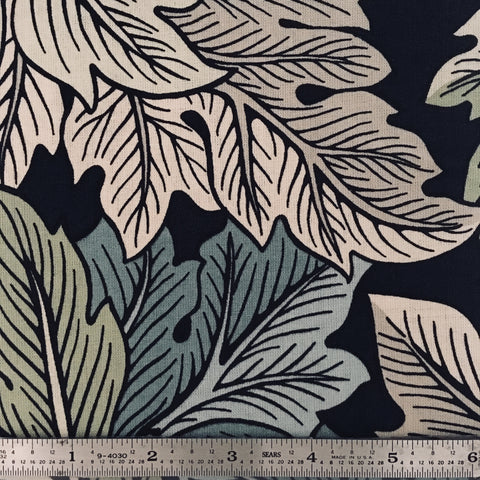 Acanthus Backing - Verdant