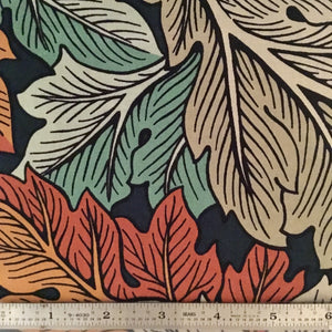 Acanthus Backing - Autumn