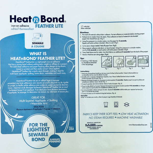 HeatnBond® - Feather Lite - 17""