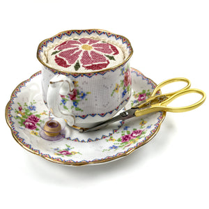 Pincushion Tea Cup