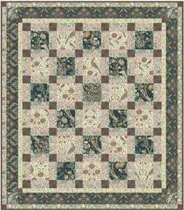 "Orkney Plaid - Quilt Top Kit - 62""x71"" - Beginner"