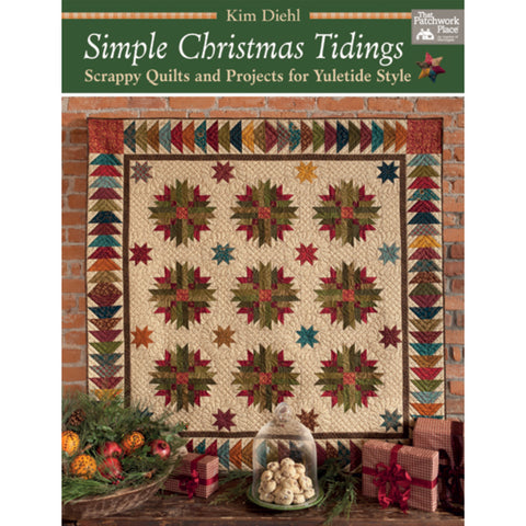 Simple Christmas Tidings by Kim Diehl