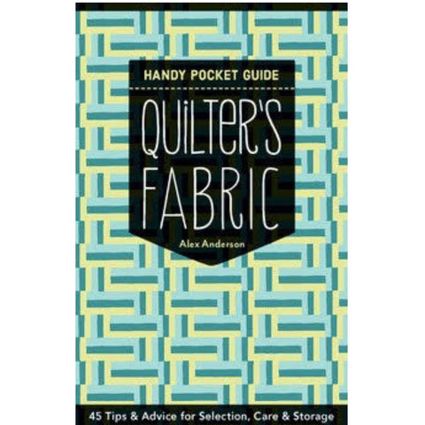 Quilter's Fabric by Alex Anderson