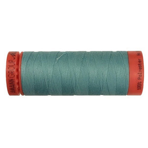 Mettler 100% Polyester Thread - 150mt - 0408 - Light Teal